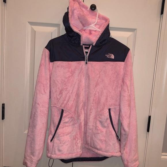 c0d3142de845 Women s pink North Face jacket. M 5be77512534ef94cb2b4278a